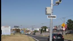 Santos Dumont recebe câmeras para monitorar tráfego