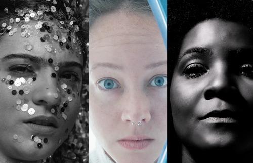 Divulgação - Camila (esq.), Larissa (centro) e Fernanda (dir.) são algumas das cantoras que se apresentarão na Fábrica de Extintores