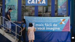 Caixa está com caminhão de renegociação de dívidas na Santa Cruz