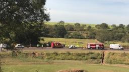 Caminhoneiro morre ao cair em ribanceira na SP-255