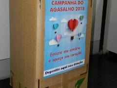 Campanha do Agasalho do Poupa Tempo já começou. (Foto: Divulgação) - Foto: (Foto: Divulgação)