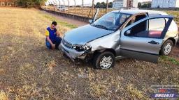 Campanha pretende reformar carro de frentista destruído por bandidos