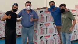 """Campanha """"Páscoa Solidária"""" arrecada chocolates para crianças em São Carlos"""