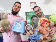 Grupos realizam arrecadação para o Dia das Crianças