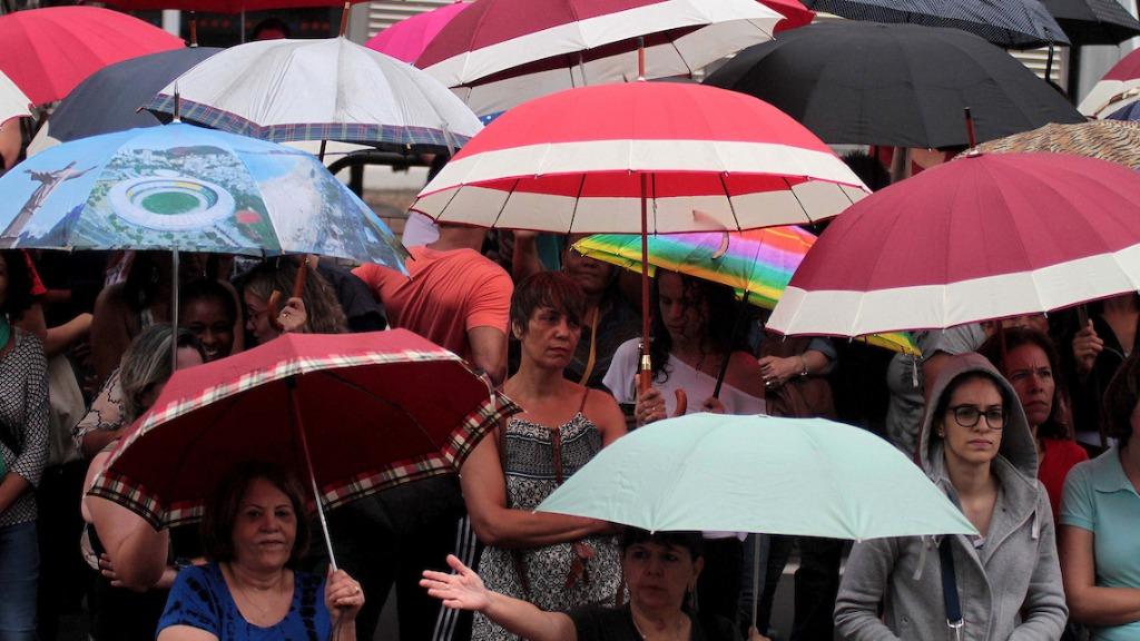 Campinas está em estado de atenção (Foto: Denny Cesare/Código19) - Foto: (Foto: Denny Cesare/Código19)