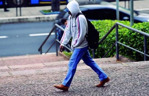 Campinas teve recorde de frio no ano neste sábado - Foto: Divulgação