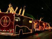 Confira o trajeto da Caravana de Natal da Coca-Cola em São Carlos