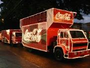 Veja o trajeto da Caravana da Coca-Cola em Araraquara