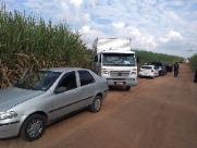 Dois são presos por roubar carga de celular de R$ 600 mil