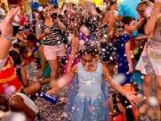 O Novo Shopping realiza seu evento de Carnaval na Praça de Eventos - Foto: Weber Sian / A Cidade - 8.fev.2016