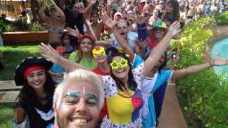 Parque aquático da região antecipa o Carnaval