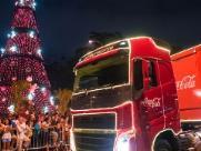 Caravana da Coca-Cola abre programação em Ribeirão Preto