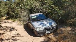 Carro roubado em Brotas é encontrado em São Carlos
