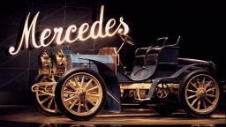 Mercedes é o único nome de mulher num automóvel