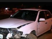 Motorista embriagado atropela idosa no Jardim Campo Belo