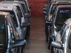 O carro usado - Foto: Milena Aurea / A Cidade