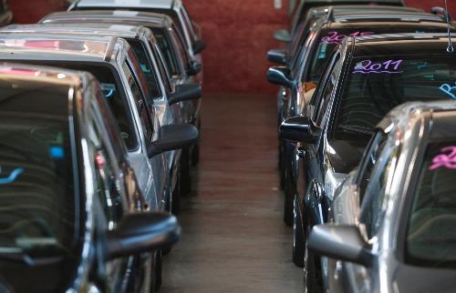 Milena Aurea / A Cidade - O carro usado teve variação de 6,83% e ajudou na alta da inflação em novembro