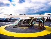 Conceito de 'carro voador' da Embraer é apresentado nos Estados Unidos