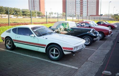 Mastrangelo Reino / A Cidade - 26.ago.2016 - Carros antigos estarão expostos no Shopping Iguatemi no mês de agostos