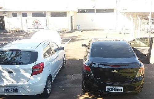 Veículos clonados foram apreendidos pela Polícia Militar  - Foto: ACidade ON - São Carlos