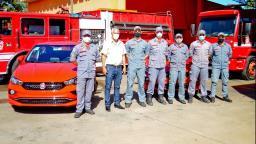 Dinheiro economizado na Câmara é usado para comprar carros para bombeiros