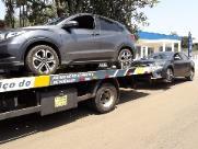 Pai e filho são presos com carros furtados em Santa Bárbara