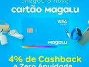 Cartão de crédito digital Magazine Luiza