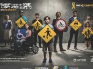 Maio Amarelo começa com teatro na rua e campanha de conscientização