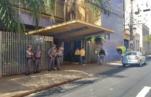 Cartório eleitoral, no Centro de Ribeirão Preto; veja mais fotos na galeria - Foto: Marcelo Fontes / A Cidade