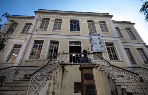 Casa da Cultura de Araraquara (Foto: Amanda Rocha) - Foto: Amanda Rocha