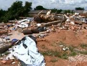 Irmãs que viram casa explodir estão internadas em estado grave