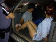 Mulher é presa por tráfico de drogas no Jardim Itatinga