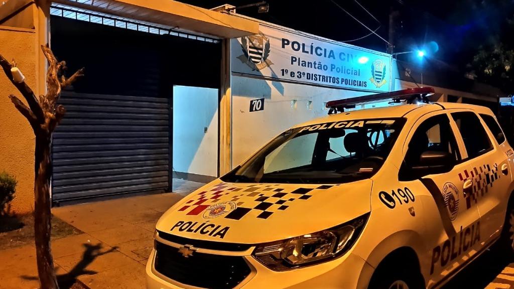 Caso foi registrado no Plantão Policial. (Foto: ACidade ON) - Foto: ACidade ON - Araraquara