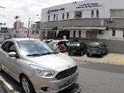 Dupla é presa após sequestro relâmpago na Avenida Brasil