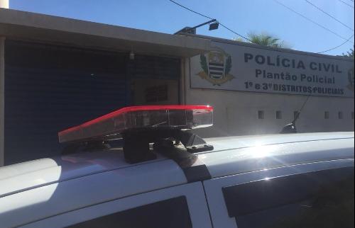 Caso foi registrado no plantão policial de Araraquara (Foto: ACidadeON) - Foto: ACidade ON - Araraquara