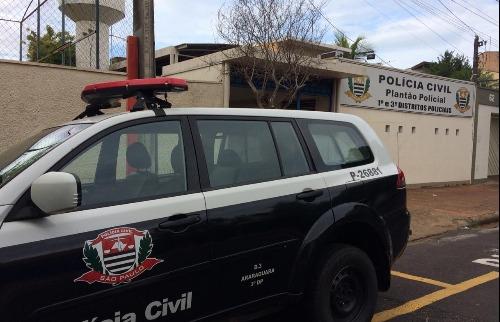 Caso foi registrado no Plantão Policial de Araraquara. (Foto: Walter Strozzi/ACidadeON) - Foto: Walter Strozzi