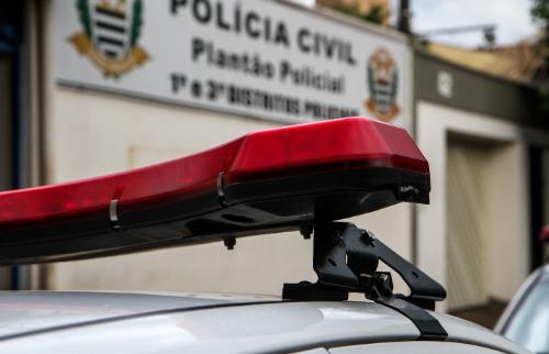 Caso foi registrado no Plantão Policial. (Foto: Amanda Rocha/ACidadeON) - Foto: Amanda Rocha