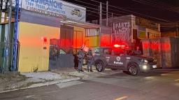 Baep mata suspeito e prende três em assalto em Hortolândia