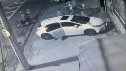 Suspeito morre baleado após assalto à pizzaria na John Boyd
