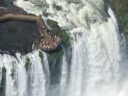 Foz do Iguaçu: exuberância das cataratas garante diversão para toda a família