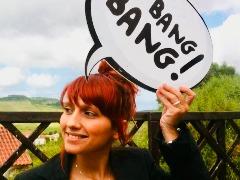 Cátia Candeias, curadora do Bang Awards - Festival Internacional de Cinema de Animação, que será uma das atrações do projeto Arte ao Centro - Foto: Divulgação