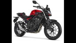 Honda inicia pré-venda dos modelos CB 500 a partir de R$ 26,9 mil