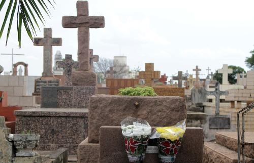 Cemitério da Saudade, em Campinas. (Foto: Denny Cesare/Codigo19) - Foto: Denny Cesare/Codigo19
