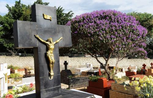 Cemitério de Sousas (Foto: Divulgação/PMC) - Foto: (Foto: Divulgação/PMC)