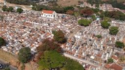 Dia das Mães: Circuito das Águas abre cemitérios para visitação