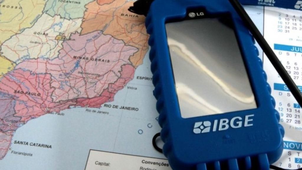 Censo IBGE 2021 começa em agosto (Foto: Divulgação) - Foto: Divulgação