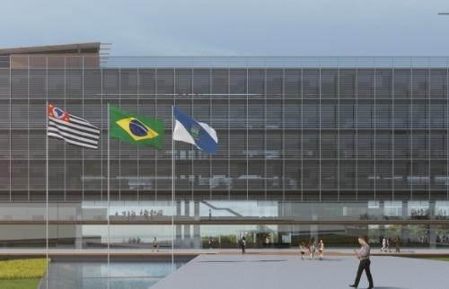 Projeto vencedor é de escritório do Rio Grande do Sul, que deve receber R$ 125 mil (Imagem: reprodução) - Foto: reprodução
