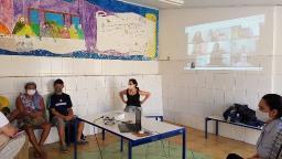Centro Pop participa do Projeto Cader-Ninho