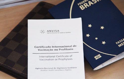 Divulgação - Certificado de vacinação é obrigatório para quem for viajar