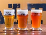 Cervejaria faz aniversário em festa no Armazém da Baixada